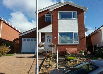 Thumbnail 3 bed detached house for sale in Ffordd Naddyn, Glan Conwy, Colwyn Bay