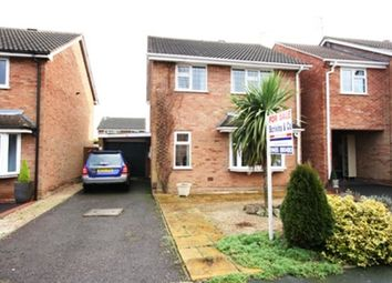 Thumbnail 3 bedroom property to rent in Norwood Close, Hinckley