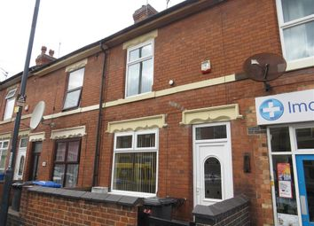 Thumbnail 2 bed terraced house for sale in Clarence Road, New Normanton, Derby