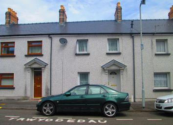 Thumbnail 3 bed terraced house for sale in Bowen Street, Hafod, Swansea, City And County Of Swansea.