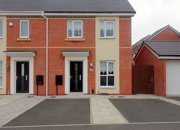 Thumbnail 3 bed semi-detached house for sale in Davy Street, Liverpool