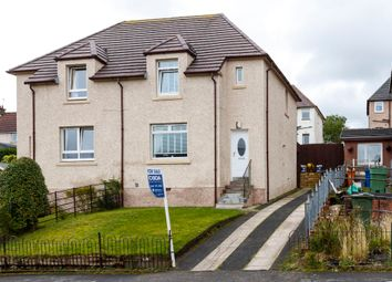 Thumbnail 2 bed semi-detached house for sale in Westergreens Avenue, Kirkintilloch, Glasgow