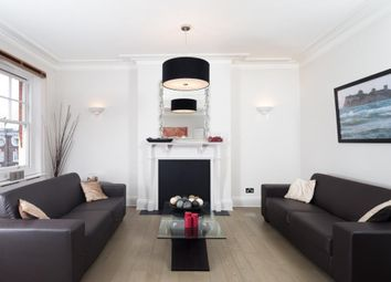 Thumbnail 4 bed flat to rent in Brown Street, London