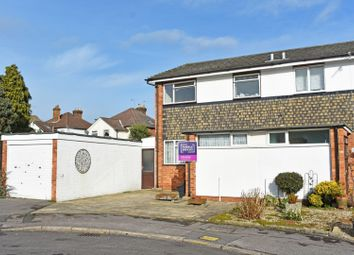 Thumbnail 2 bed semi-detached house for sale in Manor Gardens, Guildford