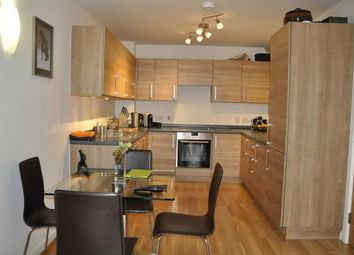 Thumbnail 1 bed flat to rent in Quadrant Court, Wembley Park, London
