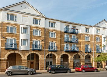 King & Queen Wharf, Rotherhithe Street, London SE16. 1 bed flat for sale