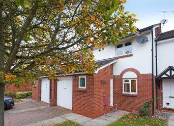 Thumbnail 3 bed semi-detached house for sale in Eyston Drive, Weybridge, Surrey