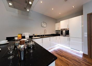 Thumbnail 2 bed flat for sale in Precision, Buchanan Block, Greenwich
