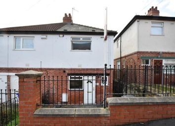 Thumbnail 2 bedroom semi-detached house for sale in Addison Road, Sheffield, South Yorkshire