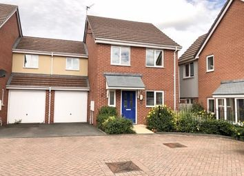 Thumbnail 3 bed link-detached house for sale in Chandlers Way, Weston Coyney, Stoke, Staffs