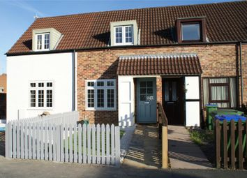 Thumbnail 2 bed terraced house for sale in West Palace Gardens, Weybridge, Surrey