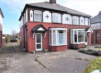 Thumbnail 3 bed semi-detached house for sale in Stallingborough Road, Immingham