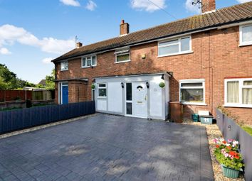 Thumbnail 3 bed terraced house for sale in Pebmarsh Close, Colchester