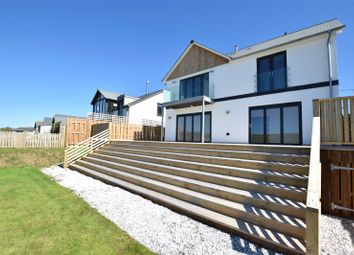 Thumbnail 4 bed detached house for sale in Madeira Drive, Widemouth Bay, Bude