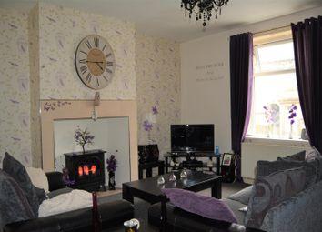 Thumbnail 2 bed terraced house for sale in Hoffman Street, Milnsbridge, Huddersfield