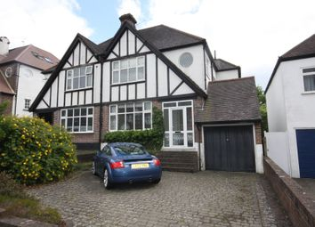 Thumbnail 3 bedroom semi-detached house for sale in Petts Wood Road, Petts Wood, Orpington