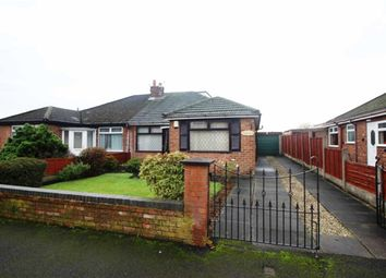 Thumbnail 3 bed semi-detached bungalow for sale in Beaumaris Road, Hindley Green, Wigan