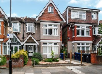 Thumbnail 1 bed flat for sale in Craven Avenue, London