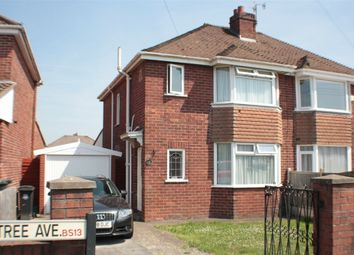 Thumbnail 3 bed semi-detached house for sale in Maytree Avenue, Headley Park, Bristol
