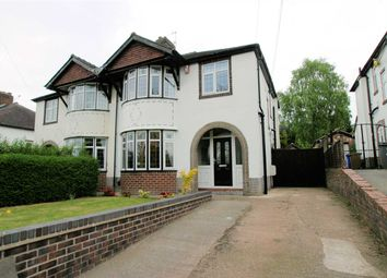 Thumbnail 3 bed semi-detached house for sale in Church Road, Longton, Stoke-On-Trent