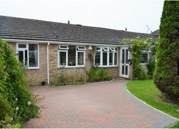 Thumbnail 3 bed bungalow for sale in Highfields, Towcester