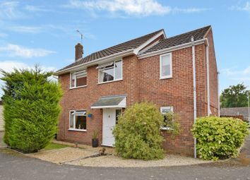 Thumbnail 4 bed detached house for sale in Foundry Close, Sculthorpe, Fakenham