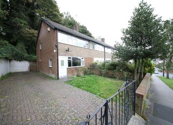 Thumbnail 3 bedroom semi-detached house to rent in Gledhow Wood Road, Leeds
