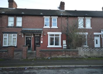 Thumbnail 3 bed terraced house for sale in Fisher Street, Bentley, Doncaster