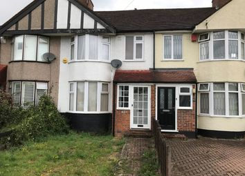 Thumbnail 4 bed terraced house to rent in Sherwood Park Avenue, Sidcup