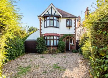 Thumbnail 3 bed detached house for sale in Harpenden Road, St. Albans, Hertfordshire