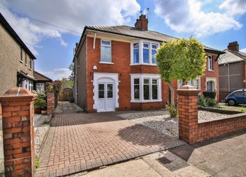 Thumbnail 3 bedroom semi-detached house for sale in Heath Park Avenue, Heath, Cardiff