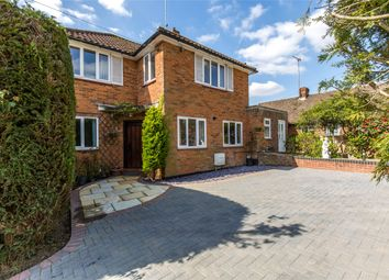 Thumbnail 4 bedroom detached house for sale in Oast Road, Oxted, Surrey