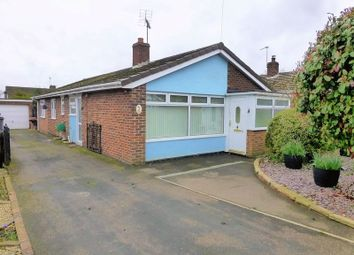 Thumbnail 3 bed detached bungalow for sale in Rivermead, Stalham, Norwich