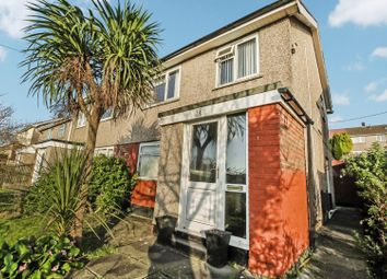 Thumbnail 3 bed semi-detached house for sale in Heol Camlan, Birchgrove, Swansea