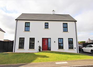 Thumbnail 4 bed property for sale in Site 25, Cumber View, Claudy
