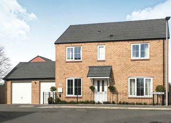 Thumbnail 4 bedroom detached house for sale in Russet Way, Bidford-On-Avon, Alcester