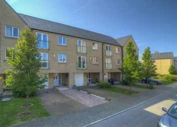 Thumbnail 5 bed town house for sale in Skipper Way, Little Paxton, St Neots, Cambridgeshire
