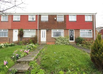Thumbnail 3 bed terraced house for sale in Helmsley Close, Houghton Le Spring, Tyne And Wear