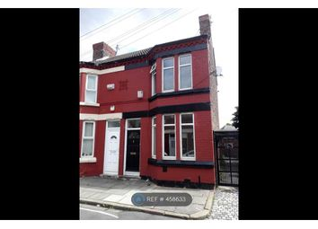 Thumbnail 2 bed terraced house to rent in Glencairn Road, Liverpool