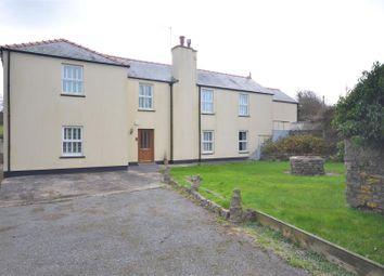 Thumbnail Land for sale in West Grove Lane, Hundleton, Pembroke