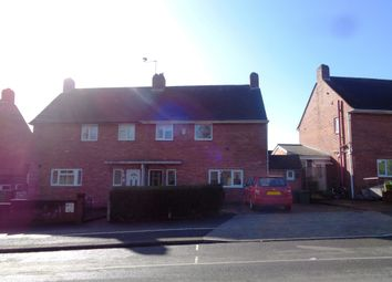 Thumbnail 3 bed end terrace house to rent in Dryden Road, Exeter