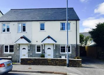 Thumbnail 3 bedroom semi-detached house for sale in Roche, St. Austell, Cornwall