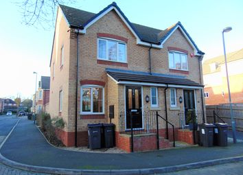 Thumbnail 2 bedroom semi-detached house to rent in Riverpark Way, Northfield, Birmingham
