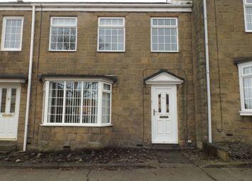 Thumbnail 3 bedroom terraced house for sale in Millfield Court, Bedlington
