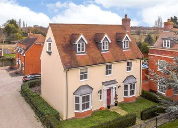 Thumbnail 6 bed detached house for sale in Post Office Road, Broomfield, Chelmsford