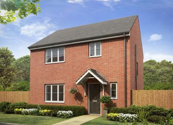 "Thumbnail 3 bed detached house for sale in ""The Whitehall "" at Southminster Road, Burnham-On-Crouch"