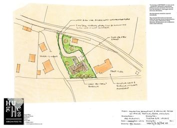 Thumbnail Land for sale in Borth