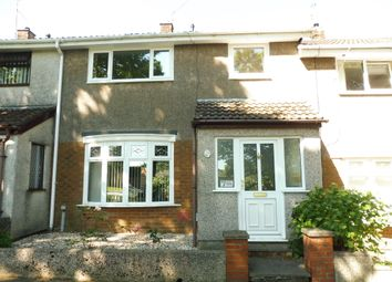 Thumbnail 3 bed link-detached house for sale in Windsor Road, Fairwater, Cwmbran