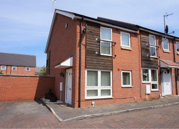 Thumbnail 2 bed end terrace house for sale in Holly Mews, Grimsby