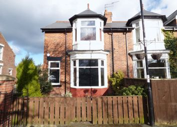 Thumbnail 2 bed flat for sale in Percy Terrace, Sunderland